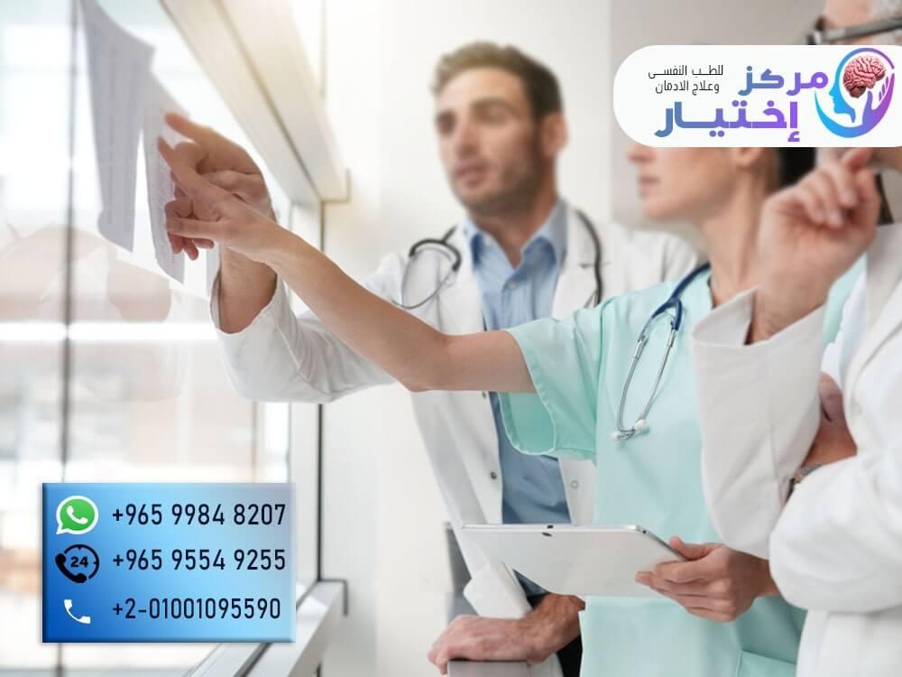 برتوكول دوائي للتعامل مع الأعراض الانسحابية